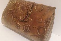 Chocolate Clutch Bags Purses Handbags
