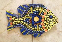 Mosaic class ideas