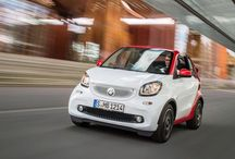 2016 smart fortwo cabrio / An early look at the new smart fortwo cabrio, set to hit the US in Spring 2016. (European model shown)  / by Official smart USA