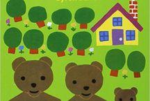 Album : les trois ours
