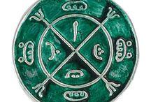 Amulets and Talisman / http://www.originalbotanica.com/amulets-talismans/?sort=featured&page=1