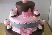 Decoração,bolo,cupcakes e muito mais ideias ja prontinhas.^.ô / Aniver's,uma ocasião especial,uma data importante etc (Apenas ideias) hua :3