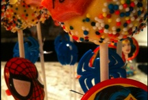 Super cake ideas / by Natalie McIvor