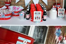 Party Ideas / by Gayle Enouen