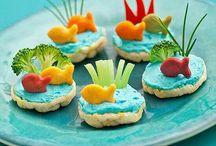 Kreativ ételek