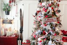 Cottage Christmas 2015 / by Leah Adamowicz