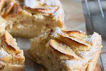 tarte pommes +brousse