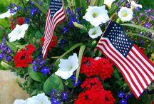 American Patriotism. / by Wendy Ricketts