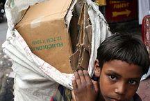 Kinderarbeid thema Azië / Kinderarbeid en kindsoldaten