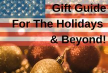 Made In The USA Gift Guide / Welcome to Feeling Fit's Made In The USA Gift Guide For The Holidays And Beyond! This board contains gift ideas for women, men, families and children curated by Sam from http://www.feelingfit.info All gifts are made or assembled in America usually by artisans, craftspeople and small businesses. Many items on this board were submitted to www.feelingfit.info for review. #buylocal #buyAmerican #Americanmade #giftguide #gifts