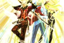 The art of Makoto Tsuchibayashi: Devil May Cry