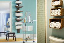 Bathroom ideas, because I'm working on a bathroom ;)