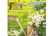 ENGELmagazin / Das Magazin für Lebensfreude und Inspiration - für Menschen, die die Welt mit dem Herzen sehen und an die Liebe und die Kraft der Seele und der Engel glauben.