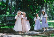 Cute Flower Girls / Ring Bearers