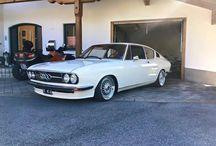 Audi old school