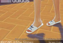 the sims scarpe