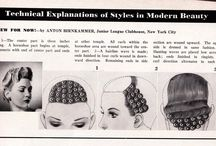 Vintage Hair How To's
