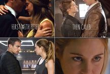 Divergent / Another book/movie we all love.