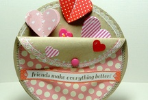 shaped cards