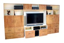 Wall Units, Bars & Built-ins / We have project ideas for every room. Why not let us design something just for you?