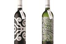 packaging: wine / wine labels etc
