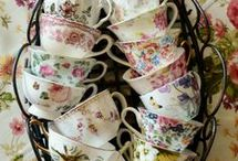 Everything Tea / My love for Teacups, Teapots, and Tea parties!