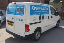 Vehicle livery using your corporate colours