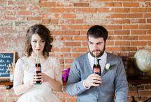 School Sweetheart Wedding Inspiration / School Sweetheart Wedding Inspiration