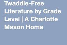 Homeschooling - Book Lists