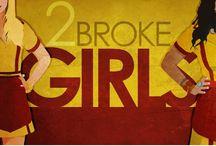 2 broke girls / Serie TV