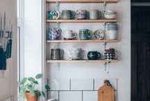 Small space decor / ideas