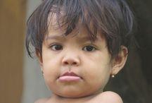 Kinderen van Sulawesi / Foto's gemaakt door Ineke van der Ven