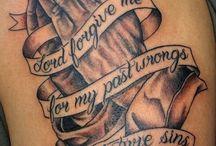 tattoo's!!