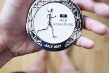 Médailles Running