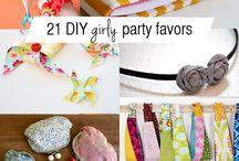 Party - Fiesta / Ideas para fiestas / Party ideas