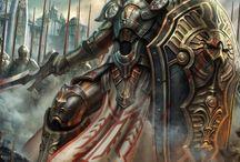 Войска рыцарей