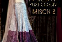 MischB Couture Lehenga  / Indian couture