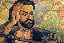 Армянская поэзия о вине / Армянская литература возникла вместе с введением христианства в Армении. Армянскую поэзию именно отличает высокий синтез поэтического слова и глубинных душевных переживаний.