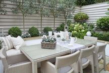 Garden ideas / New house, new garden, for summer hopefully!