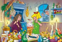 Bibi blocksberg / Poznaj zwariowaną dziewczynę jaką jest Bibi blocksberg. Znajdziesz u mnie linki do ciekawych stron z linkami do gier i ubieranek oraz kolorowanek.