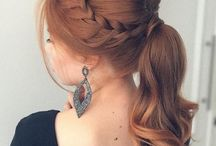 penteados .