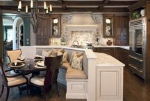 Spaces - Dining Rooms