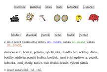 čeština a jazyky