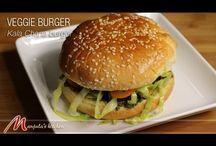 Sandwiches / Veggie Burger