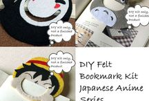Project Totoro bookmark