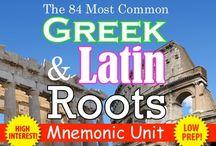 Greek and Latin