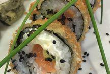 Sushi y cocina japonesa / Cursos a todos los niveles: iniciación, avanzado y cursos profesionales