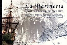 Uomini e mare / Attraverso i libri pubblicati fino ad oggi realizziamo un racconto sugli uomini di mare, sugli uomini e il mare.