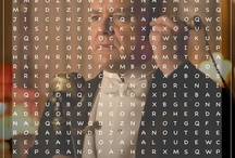 Parlour Games / A collection of word searches based on the beloved characters from Downton Abbey / by Downton Abbey