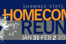 * Homecoming 2014 * / Homecoming is from January 31 - February 2 2014.  / by Shawnee State University Alumni Association